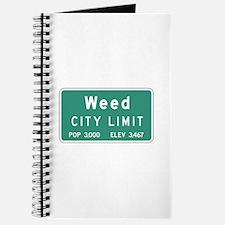 Weed, CA (USA) Journal
