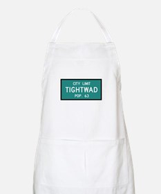 Tightwad, MO (USA) BBQ Apron