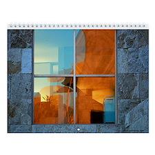 Cute Entertainment building Wall Calendar