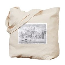 Dustbowl Tote Bag