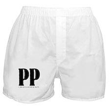 Big PP Boxer Shorts
