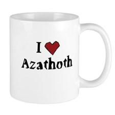 I heart Azathoth Mug