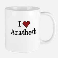 I heart Azathoth Mug