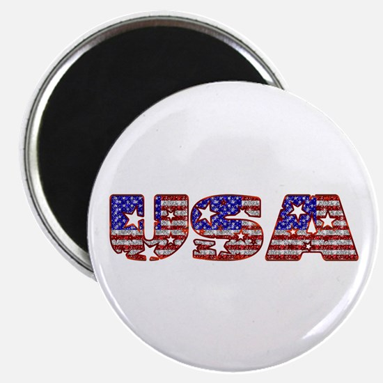 "USA 2.25"" Magnet (10 pack)"