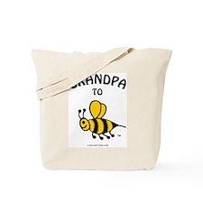 Cute Grandpa to be Tote Bag