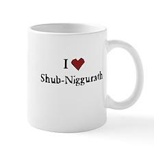 I heart Shub-Niggurath Mug
