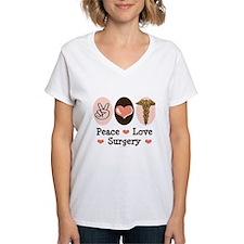 Peace Love Surgery Shirt