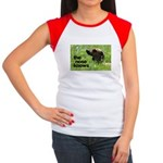 The nose knows Women's Cap Sleeve T-Shirt