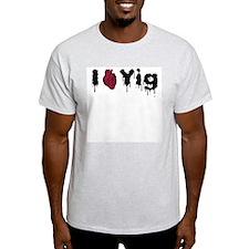 I heart Yig 2 T-Shirt
