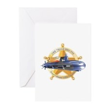 USS Texas SSN-775 Greeting Cards (Pk of 20)