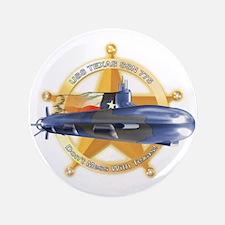 """USS Texas SSN-775 3.5"""" Button"""