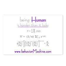 Funny Behavior Postcards (Package of 8)