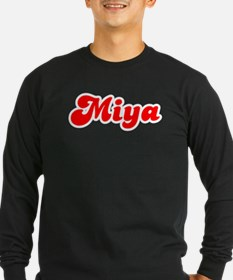 Retro Miya (Red) T
