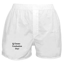 Chemo Graduation Day! Boxer Shorts