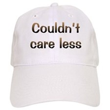 CW Couldn't Care Baseball Cap