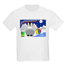 Penguin Dreams Kids T-Shirt