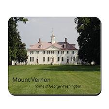 Mount Vernon Mousepad