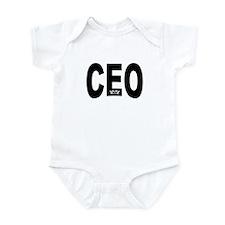 Unique Boy king Infant Bodysuit