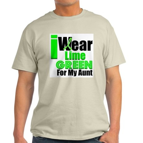 Lymphoma Aunt Light T-Shirt
