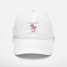 Annaosaurus Rex Baseball Baseball Cap