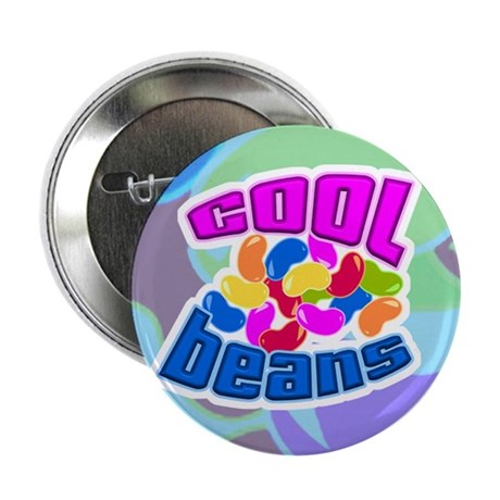 "Cool Beanz 2.25"" Button"