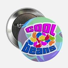 """Cool Beanz 2.25"""" Button"""