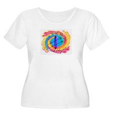dialysis Plus Size T-Shirt