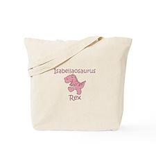 Isabellaosaurus Rex Tote Bag