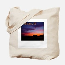 Washington, DC -  Tote Bag