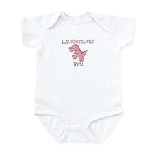 Lauraosaurus Rex Infant Bodysuit