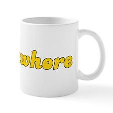 Retro Crackwhore (Gold) Mug