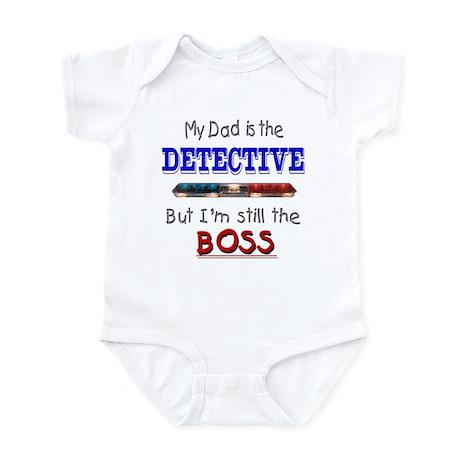 Dad is Detective Infant Bodysuit