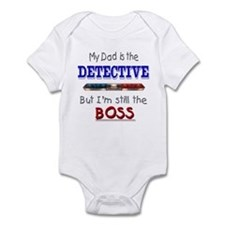 Dad is Detective Infant Bodysuit