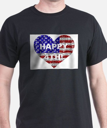 HAPPY 4TH T-Shirt