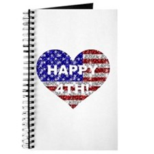 HAPPY 4TH Journal