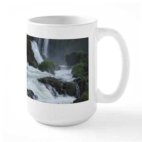 Falling For The Falls Large Mug