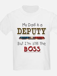 Dad is Deputy T-Shirt