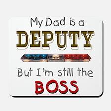 Dad is Deputy Mousepad