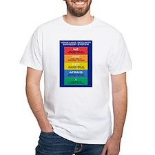 WE ARE NOT AFRAID! Shirt
