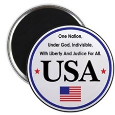 USA Emblem Magnet