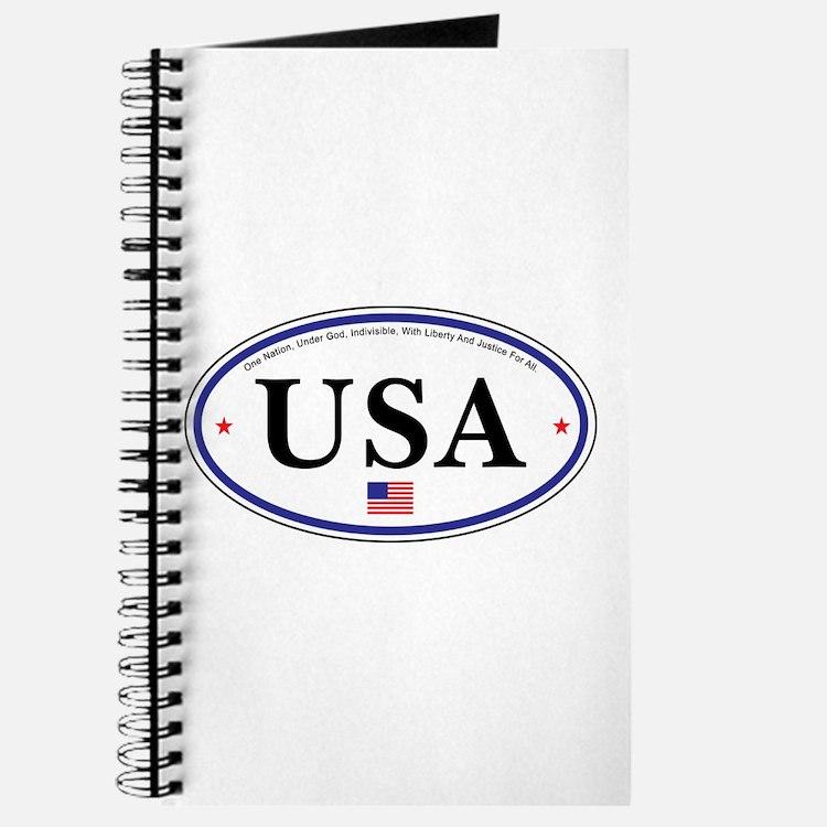USA Emblem Journal