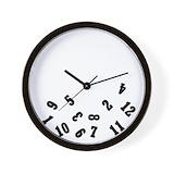 Falling numbers Basic Clocks