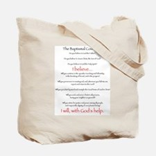 Covenant and Chrism Tote Bag