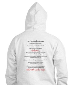 Covenant and Chrism Hoodie