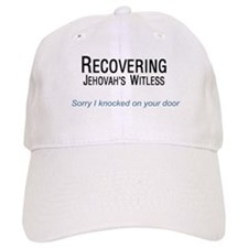 Baseball Cap - Recovering Jehovah's Witless
