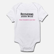 Infant Bodysuit - Recovering Jehovah's Witless