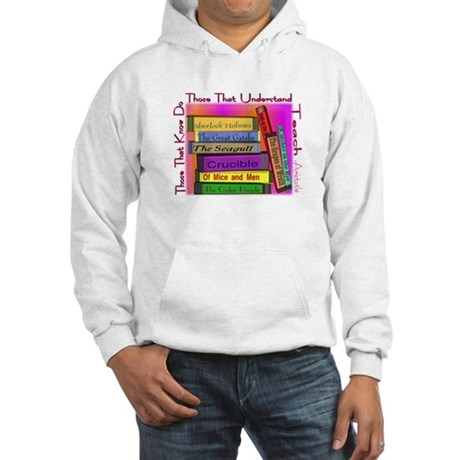 Teachers Hooded Sweatshirt