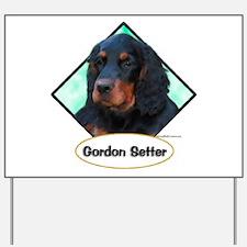 Gordon 3 Yard Sign