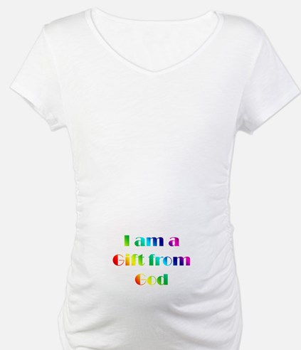 I Am a Gift from God Shirt