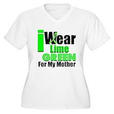 Lime Green Ribbon T-Shirt